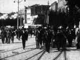 Lancement du Ville d'Oran, 1936