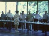 Voyage du Comité d'entreprise en Haute Savoie, 1971 - 1972