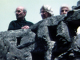Visite de la maison du Facteur Cheval, 1975
