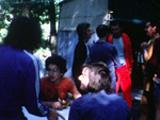 Colonie de vacances à Tarascon, 1973
