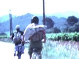 Prendre la route à cyclomoteur