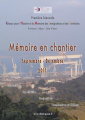 Mémoire en chantier
